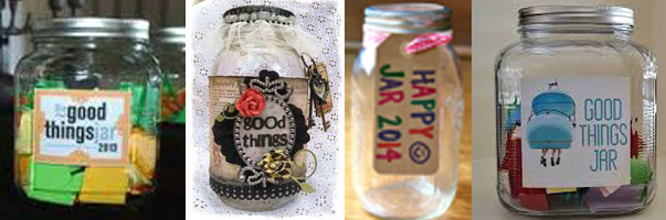 good things jar ideas