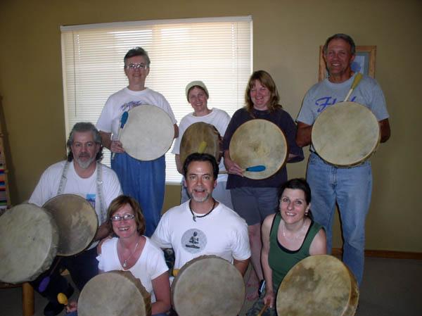 More Happy Parents & Drums